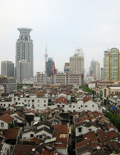 China's biggest city has the most expensive apartments