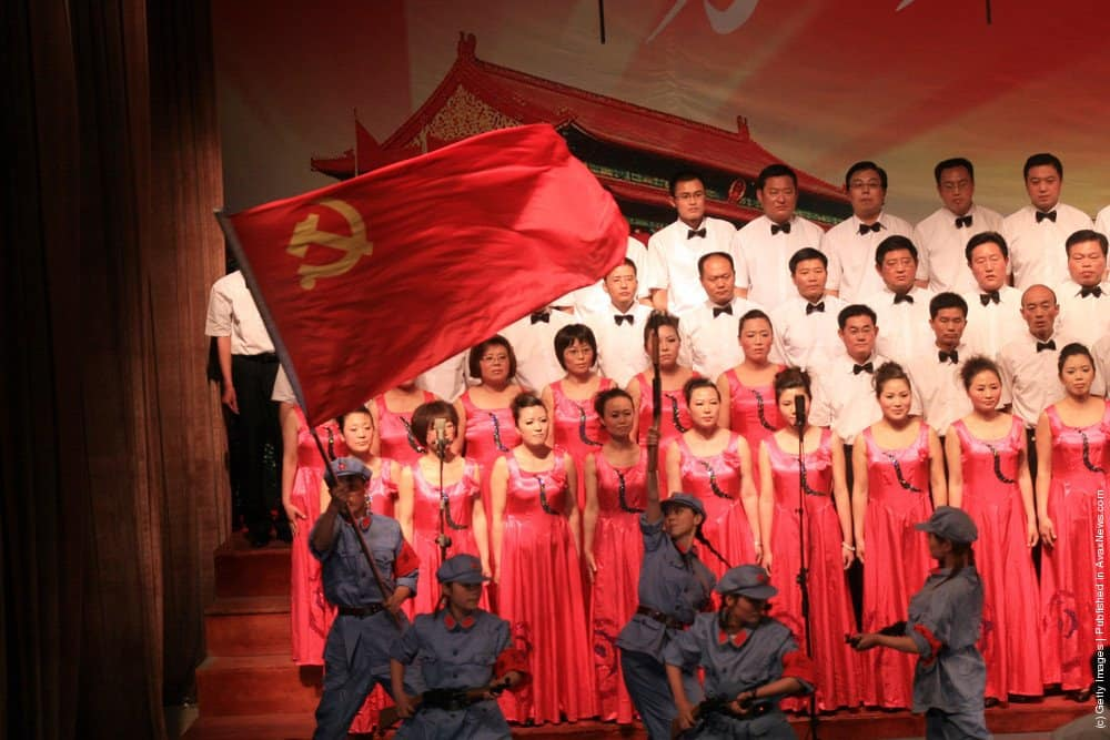 red-song-performance