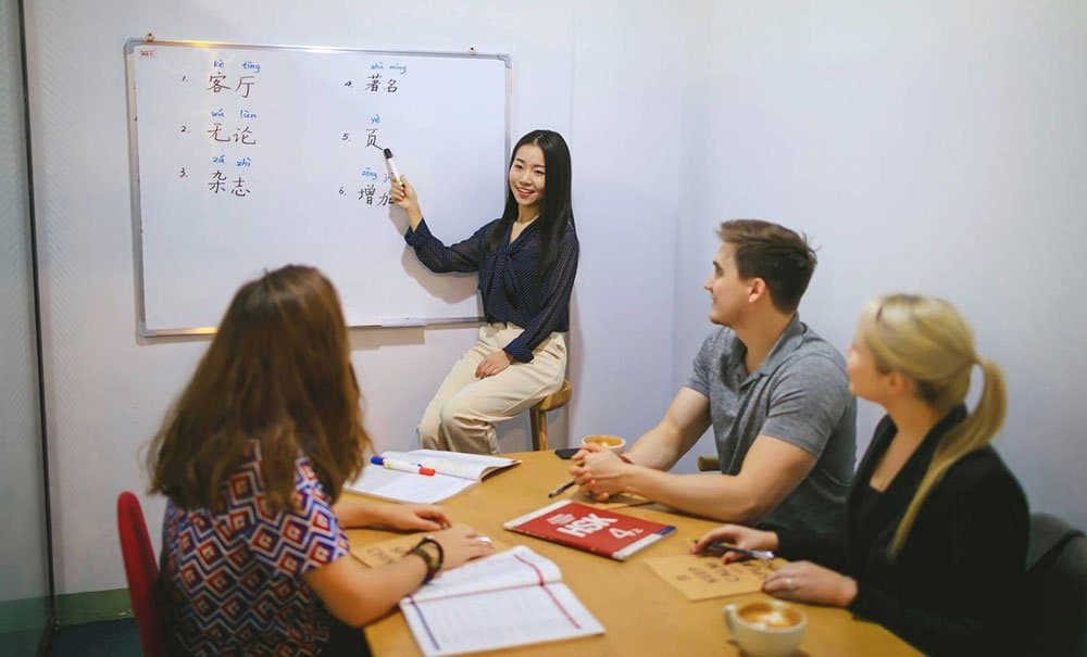 Chinese school Shanghai Yangpu