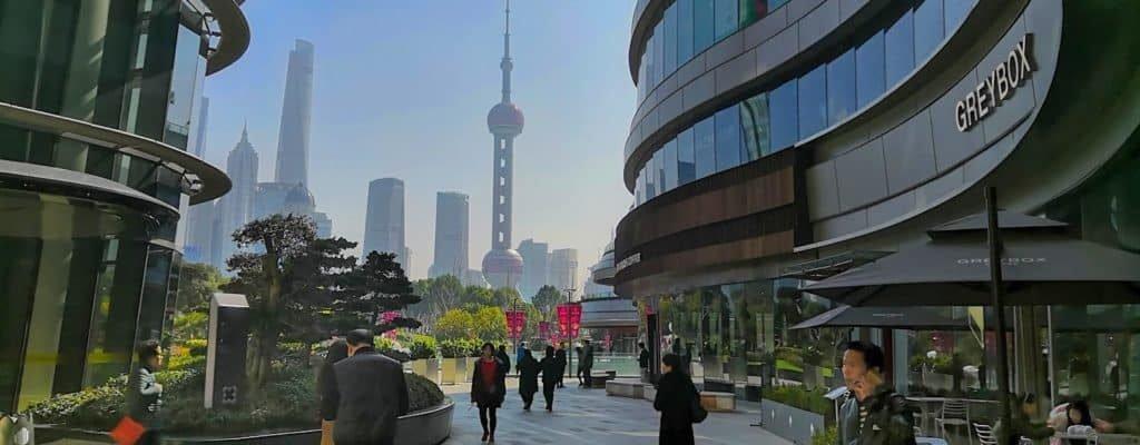 chinese shanghai