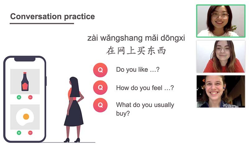 Chinese live class